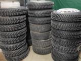 Michelin  Ge ja Na 16 + vanteet 5x114,3