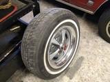 Pontiac Rallye wheels