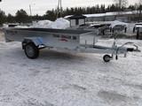 Tekno-Trailer  3300LJ-Pro 1000kg