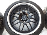 Concept One 701 RS-8 Matte Black Wheel with Ma