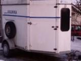 Jullikka 1600kg, 2-hevosen