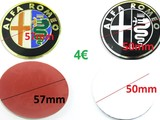 Alfa Romeo    merkkejä ja tarroja