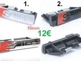 Audi   maskin merkkejä