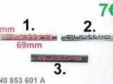 Audi   merkkejä ja tarroja 2