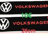 Volkswagen   Turvavyön toppauksia