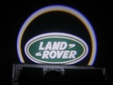 Land Rover   Tuning ovien taustavalot