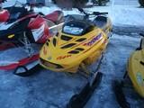 Ski doo mxz 700