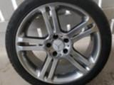 """Mercedes 18""""  vanteet kesärenkailla"""