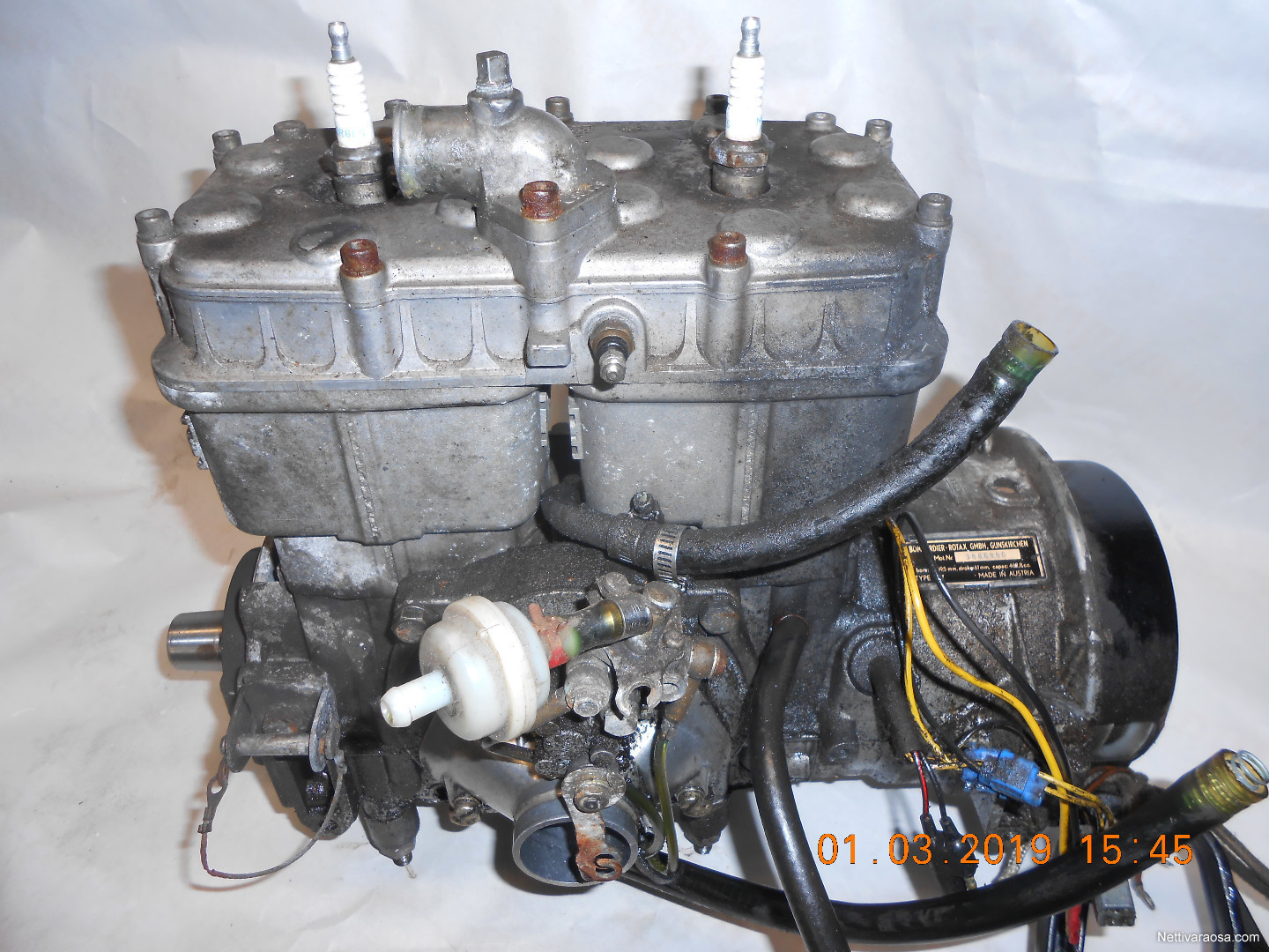 Nettivaraosa - Rotax 1989 - Snow mobile spare parts and