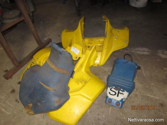 Nettivaraosa - suzuki lt80 1989 - ATV's spare parts and