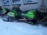 Arctic cat  Zr500