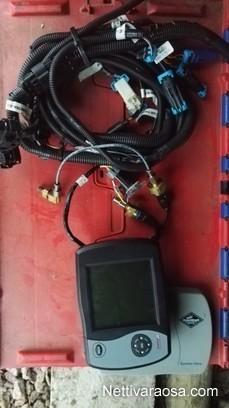 Nettivaraosa - Mercury Smartcraft - SC5000 systemview - Boat
