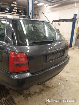 Nettivaraosa Audi A4 B5 Spare And Crash Cars Nettivaraosa