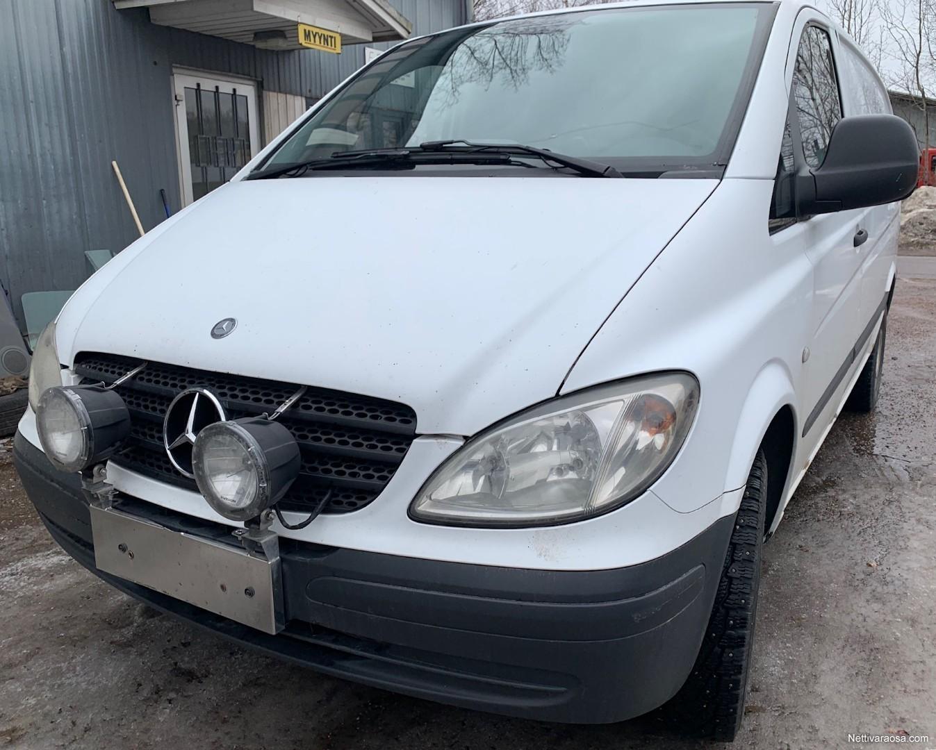 Nettivaraosa - Mercedes-Benz Vito 2004 - 115CDI - Varaosa ...