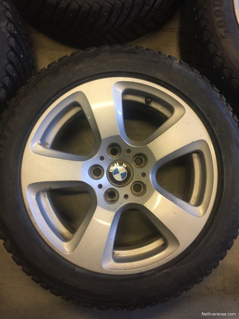 Goodyear Bmw E60 E61 Alkuperaiset Bmwn Vanteet Tyre Sets Nettiauto