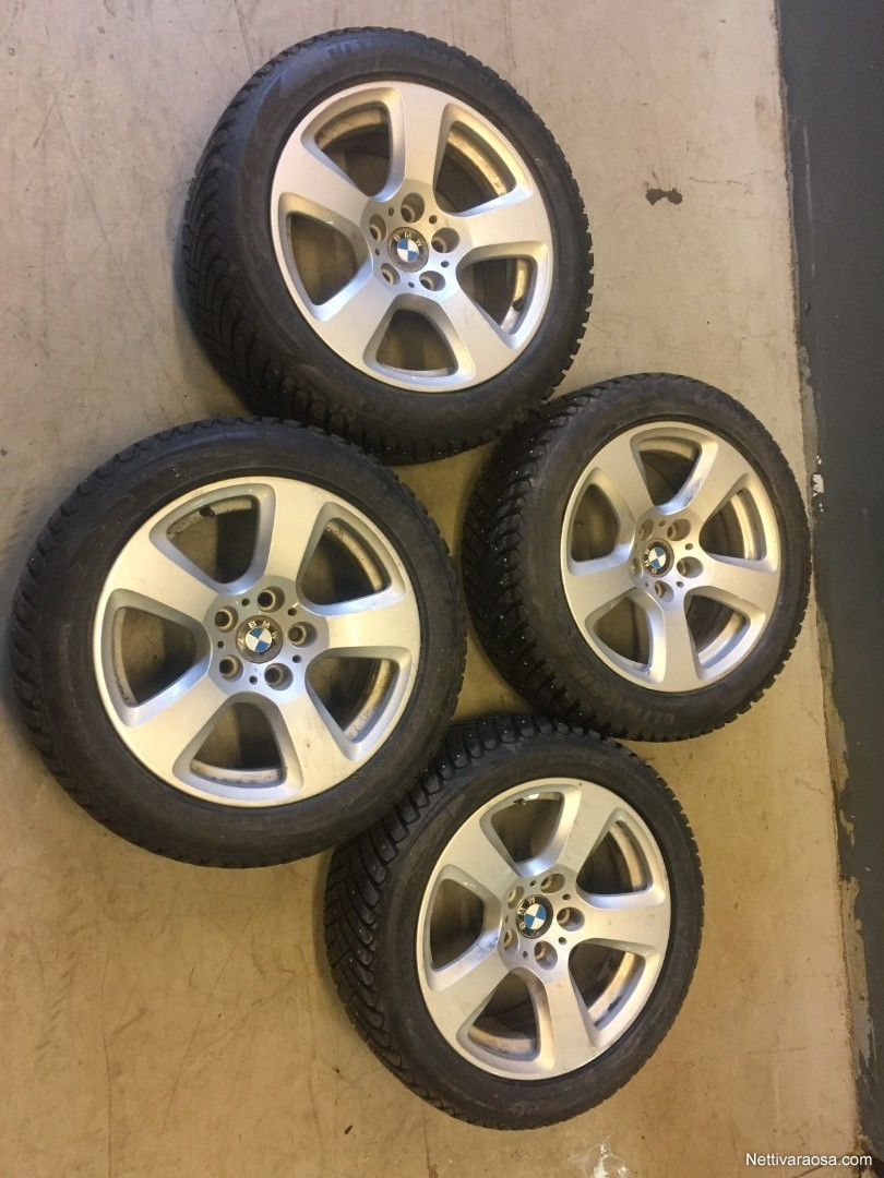 Goodyear Bmw E60 E61 Alkuperaiset Bmwn Vanteet Tyre Sets