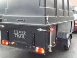 PERÄKÄRRY SILVER TRAIL 350X BLACK