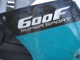Honda F600