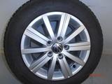 Continental VW-Golf alkuperäinen vanne