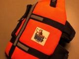 Wuff Koiran pelastusliivi