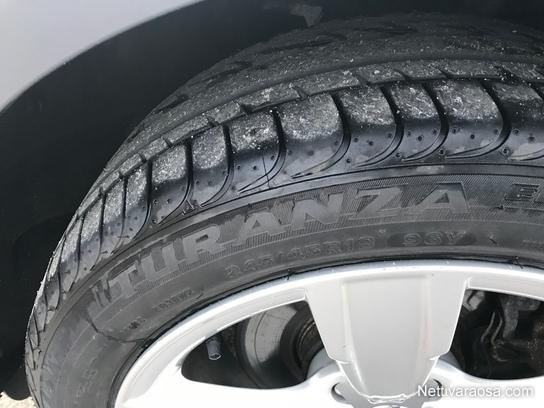 Bridgestone Run Flat >> Nettivaraosa Bridgestone Turanza Run Flat 2013 Audi