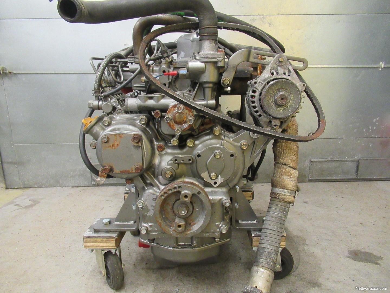 Nettivaraosa - Yanmar 4TNE88-PG - Working machine spare parts and