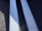Alumiini UUDET  Ajoramppit 2 x 2.5m  2800kg