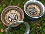 Chevrolet GMC Rallye Wheels