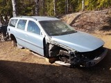 Volvo  V70 awd 2.4 turbo