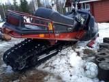 Ski-doo Nordik 377r