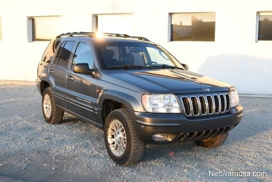Jeep Grand Cherokee Off Road >> Jeep Grand Cherokee 2002 Limited Varaosa Ja Kolariautot Nettivaraosa