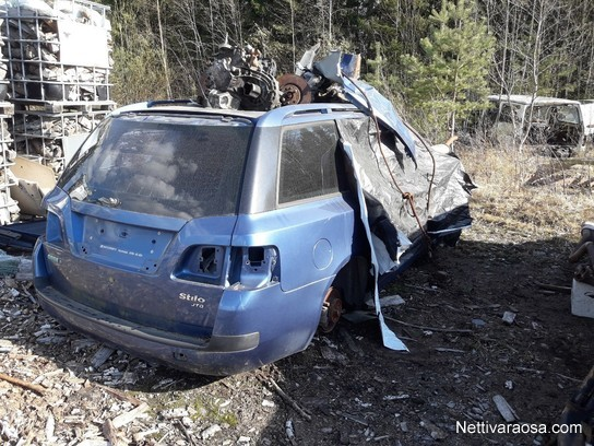 Nettivaraosa - Fiat Stilo 2003 - Jtd - Car spare parts