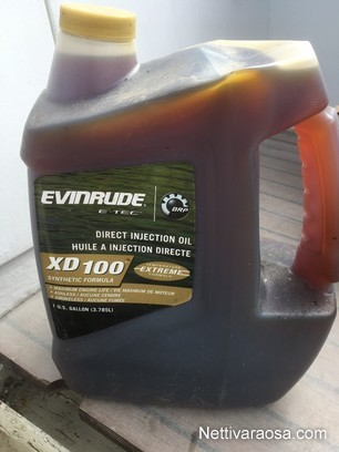 Nettivaraosa - Evinrude XD100 2018 - Car care products