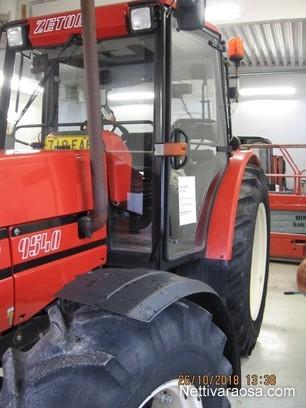 traktorin purkuosat