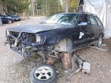Audi 100 2.6avant manuaali
