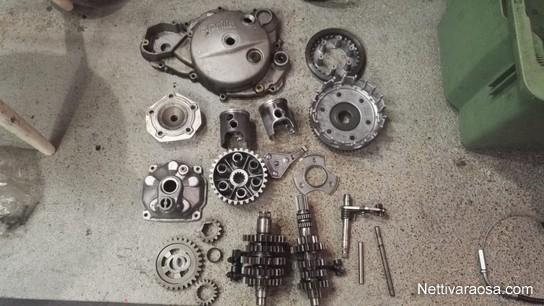 Nettivaraosa - aprilia rs - rotax 122 - Motorcycle spare