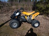 Can am 650 ds