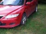 Mazda 6 2.3 Farmari