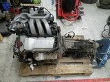 Jaguar S-type 3.0 V6 Automaatti AJ30