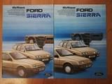 Ford 8 kpl Kirjoja.