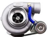 GT2860 turbo vesi  ja öljyjäähdytetty