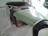 Ford 1932 1932 Roadster, kuitu kori