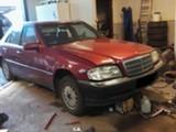 Mercedes benz W202 200d