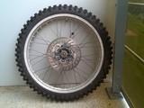Enduro maastopyörä