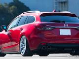 Takaspoileri Mazda 6