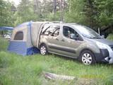 kingcamp autoteltta caravan