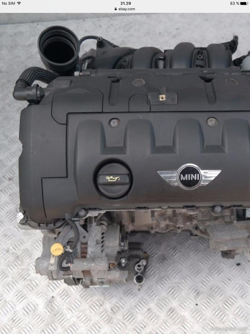 New Mini Cooper >> Nettivaraosa - Mini Cooper 1,6 2010 - Car spare parts
