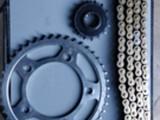 525VM, JTR Ketjut + rattaat