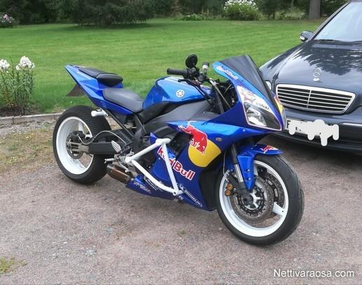 Nettivaraosa - Yamaha R1 2002 - Motorcycle spare parts and