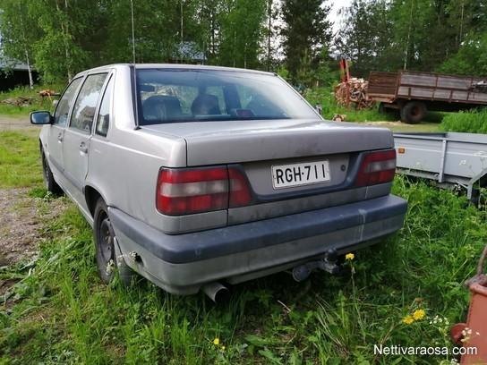 Volvo D5 Jakohihnan Vaihtoväli